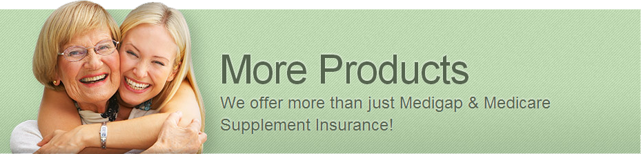 Other Products offered by Medigap Providers.